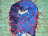 Шарф-палантин шерстяной ручного валяния, фото 5