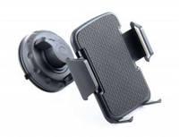 Автодержатель для телефона WINSO 201180 (58-90мм) с присоской (360°) аналог  BELAUTO DU15