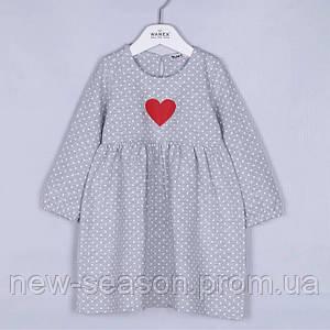 Платье с длинным рукавом 86-110 Wanex EL-2-40750