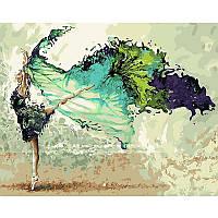 """Картина по номерам 40*50 см """"Волшебный танец"""", фото 1"""