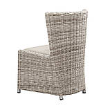 Комплект плетеной мебели IMPERIAL из дивана, кофейного столика и двух кресел, фото 3