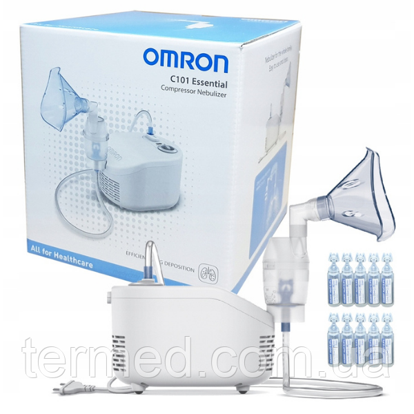 Інгалятор компресорний C101 Essential (NE-C101-E) Omron