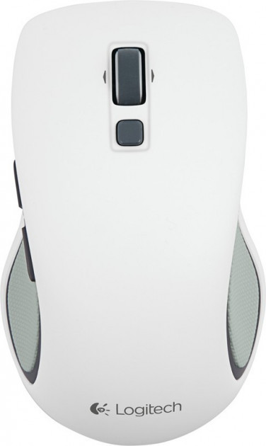 Мышь Logitech M560 беспроводная, 800dpi, USB, белый (910-003913/910-003914)