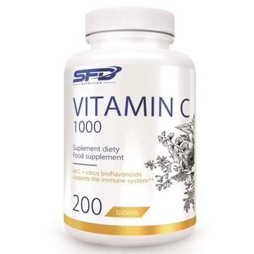 SFD Nutrition Vitamin C 1000 Mg (90 капс.)