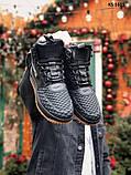 Nike LF1 Duckboot (черно/коричневые) ЗИМА cas, фото 3