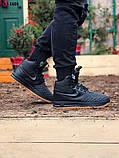 Nike LF1 Duckboot (черно/коричневые) ЗИМА cas, фото 5