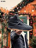 Nike LF1 Duckboot (черно/коричневые) ЗИМА cas, фото 2