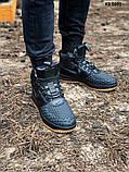 Nike LF1 Duckboot (черно/коричневые) ЗИМА cas, фото 8