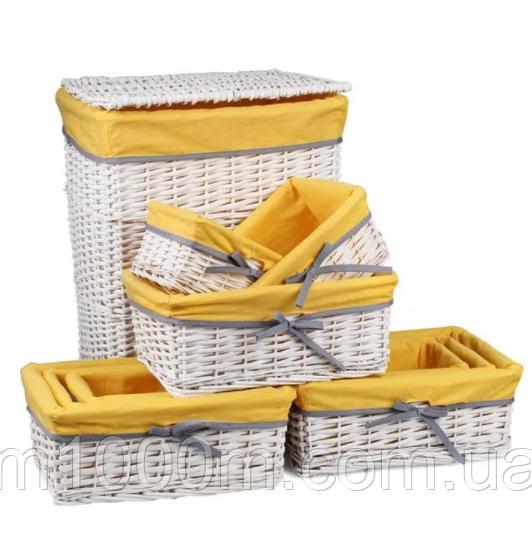 Комплект корзин для белья 10 шт. 5345