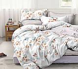 Полуторный комплект постельного белья из хлопка Полуторний комплект постільної білизни 1.5-спальный S452, фото 2