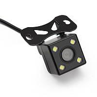"Камера заднего вида AC  BGT-04 ""Бабочка"" 4LED (для зеркала с монитором/без упаковки)  3651"