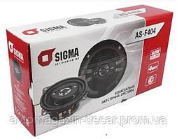 Колонки 10 см 4-way speaker SIGMA AS-F404