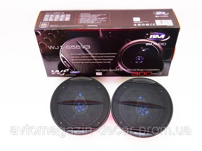 """Колонки 13 см """"Boschmann"""" WJ1-S55V3 - 300W/80дб/4-way speaker /гарантия на проверку"""