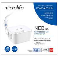 Компресорний інгалятор NEB 200 Microlife, фото 1