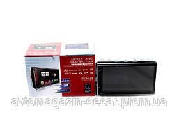 """Магнитола  2DIN Windows CE/Дис.7""""/BT/GPS/512Mb/Сенсорный экран MP5-7024 GPS"""
