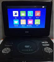 """Проигрыватель DVD """"Книжка-1129"""" Т2 13,8TFT"""" TV-тюнер/Антена/Пульт 2шт/CD/USB/AV вход"""