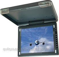 "Телевизор 12,1""TFT Потолочный  1398 SD/MMC/USB/AVх2 вход TV тюнер Grey"