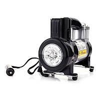 """Компрессор - Фонарь-LED - """"Force"""" MAXI 100010 - 12v - 150вт - 35л -  7атм - 14А   (10шт/ящ)"""