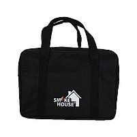 Раскладной мангал чемодан на 8 шампуров из нержавеющей стали с сумкой и решеткой, фото 2