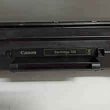 Картриджі оригінали Canon 725 для Canon 3010