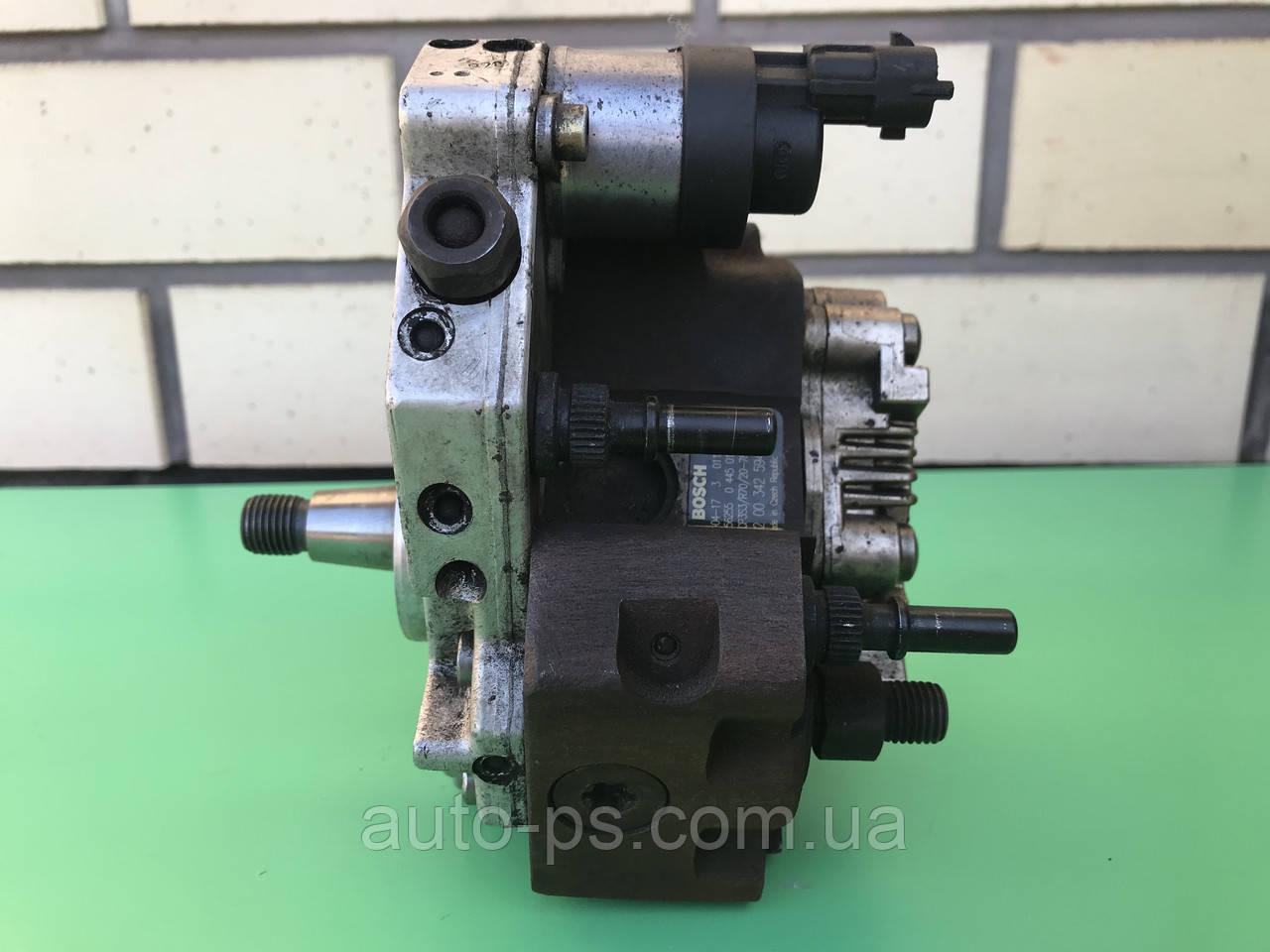 Паливний насос високого тиску (ТНВД) Renault Megane II 1.9 dCi