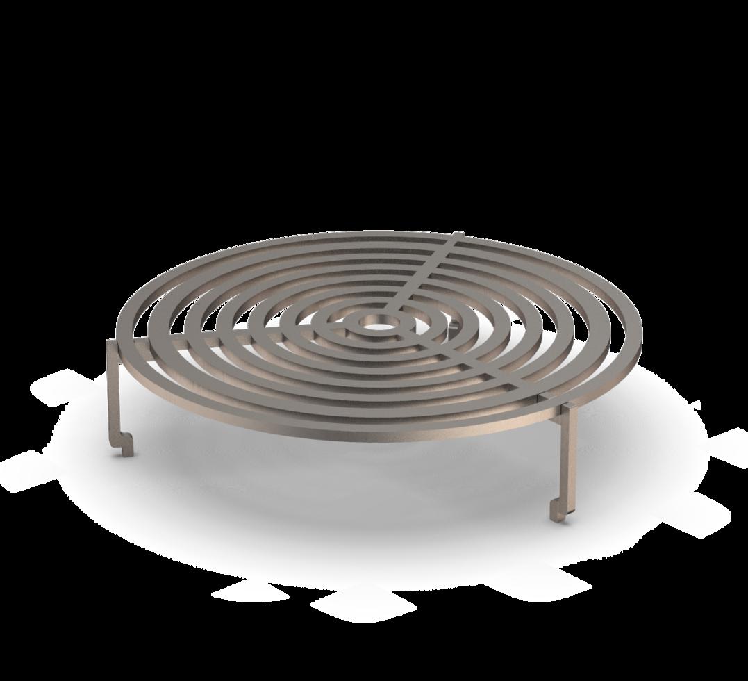 Решетка гриль для мангала на подставке
