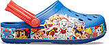 CROCS Kids' Fun Lab Paw Patrol™ Band Clog Детские Кроксы Сабо, фото 3