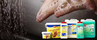 Средства для мытья рук