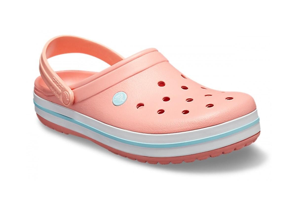 CROCS Crocband™ Clog Melon / Ice Blue Женские Кроксы Сабо