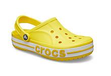 CROCS Bayaband Clog Yellow Женские Кроксы Сабо