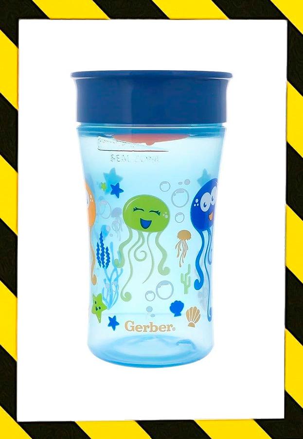 NUK, Magic 360, волшебная чашка непроливайка, с 12 месяцев,  (300 мл)