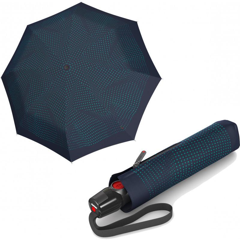 Автоматически складной зонт Knirps T 200, синий