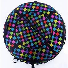 Тюбинг надувные санки Кубики 100см