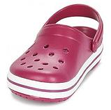 CROCS Crocband™ Clog Raspberry Женские Кроксы Сабо, фото 2
