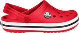 CROCS Crocband™ Clog Red Женские Мужские Кроксы Сабо, фото 2