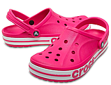 CROCS Bayaband Clog Candy pink / Carnation Женские Кроксы Сабо, фото 2