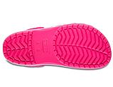 CROCS Bayaband Clog Candy pink / Carnation Женские Кроксы Сабо, фото 5