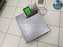 Весы товарные 300 кг TCS B102 Олимп, фото 7