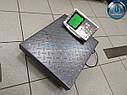 Весы товарные 300 кг TCS B102 Олимп, фото 8