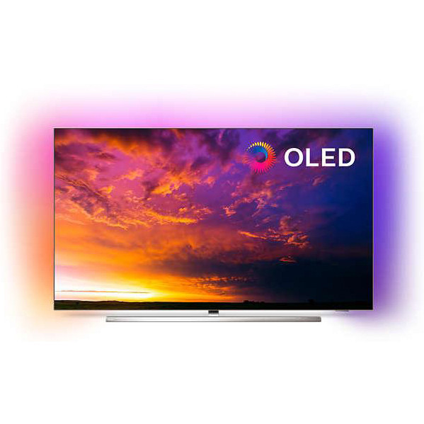 Телевизор Philips 65OLED854/12 (PPI 5000,UltraHD 4K, Dolby Vision, Perfect Natural Motion, Android TV , HDR)