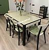 Раскладной стол Верона со стульями Флора