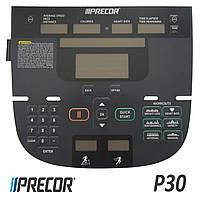 Накладка клавиатуры на консоль Precor P30 TRM, фото 1