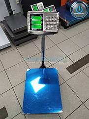 Ваги для приймання товару 300 кг — Олімп-300