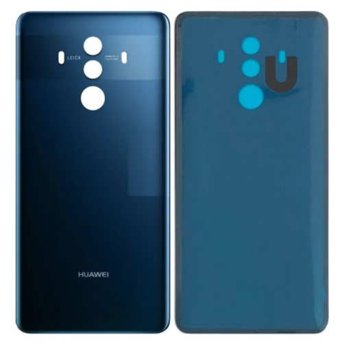 Задняя панель корпуса (Крышка) для Huawei Mate 10 Pro (Синяя) Оригинал Китай