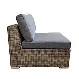 Комплект уличной плетеной мебели JENNY, фото 5