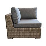 Комплект уличной плетеной мебели JENNY, фото 7