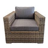 Комплект уличной плетеной мебели JENNY, фото 8