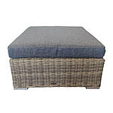Комплект уличной плетеной мебели JENNY, фото 9
