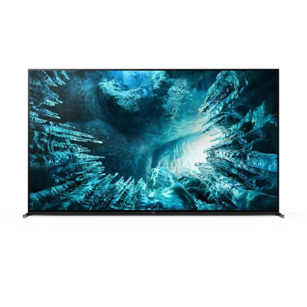 Телевизор Sony KD-85ZH8 (8K. Процессор X1™ Ultimate 120Гц, полная прямая подсветка, Android TV, 60 Вт)