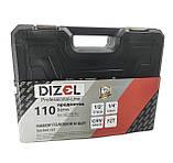 Качественный набор инструментов 110 предметов DIZEL DZ-110, фото 3